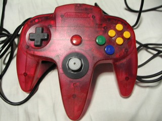N64コントローラ
