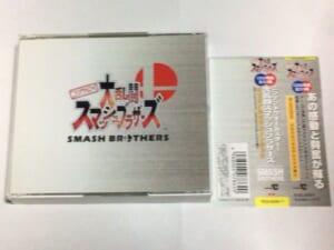 『ニンテンドウオールスター!大乱闘スマッシュブラザーズ オリジナルサウンドトラック』