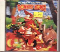 『スーパードンキーコング』ゲームミュージックCD ジャングル・ファンタジー