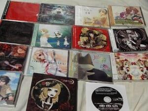 M3購入CD