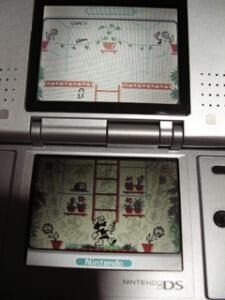 NDS『ゲーム&ウォッチコレクション』グリーンハウス