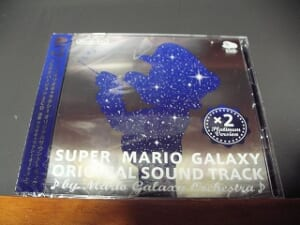 スーパーマリオギャラクシー オリジナルサウンドトラック プラチナバージョン