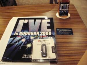 I've in BUDOKAN 2009 記者会見03