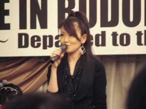 I've in BUDOKAN 2009 記者会見 川田まみ